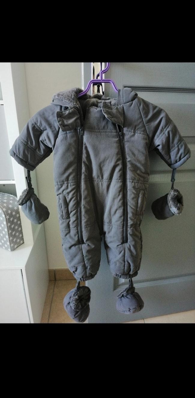 Manteau bébé mixte