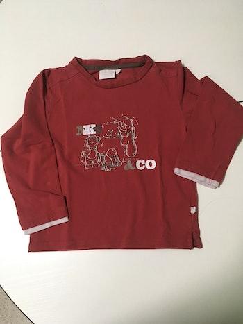 T-shirt garçon  3 ans