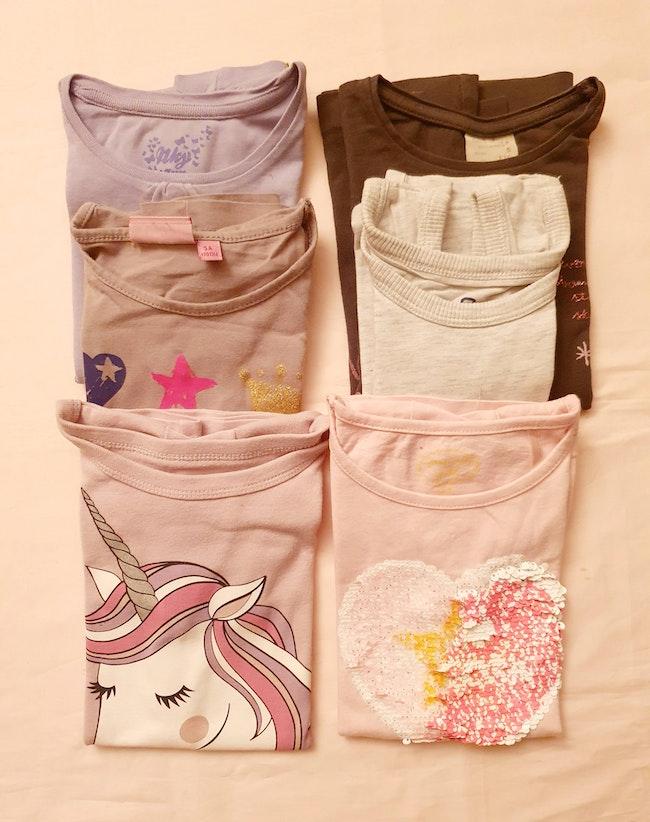 Lot de 6 Tee-shirts