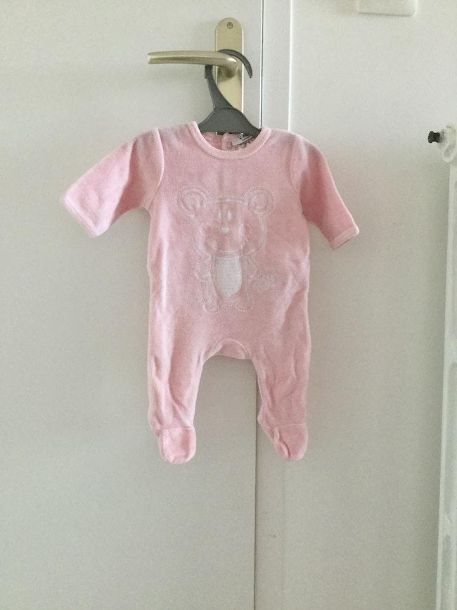 Lot de pyjamas naissance