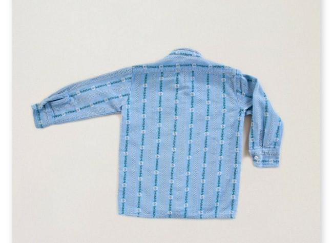 Chemise champêtre trop mignonne / 4 ans