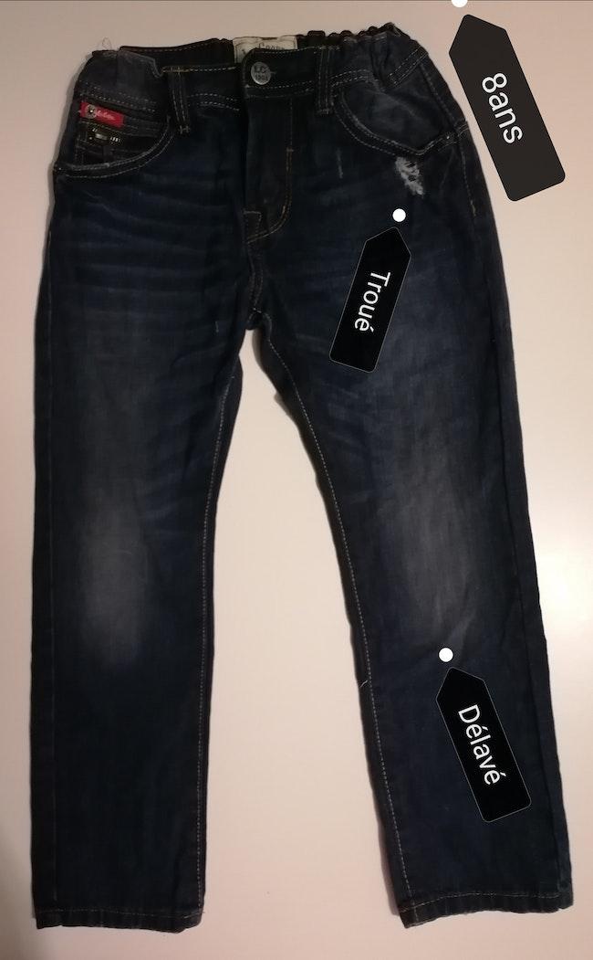 Jeans leecoper garçons