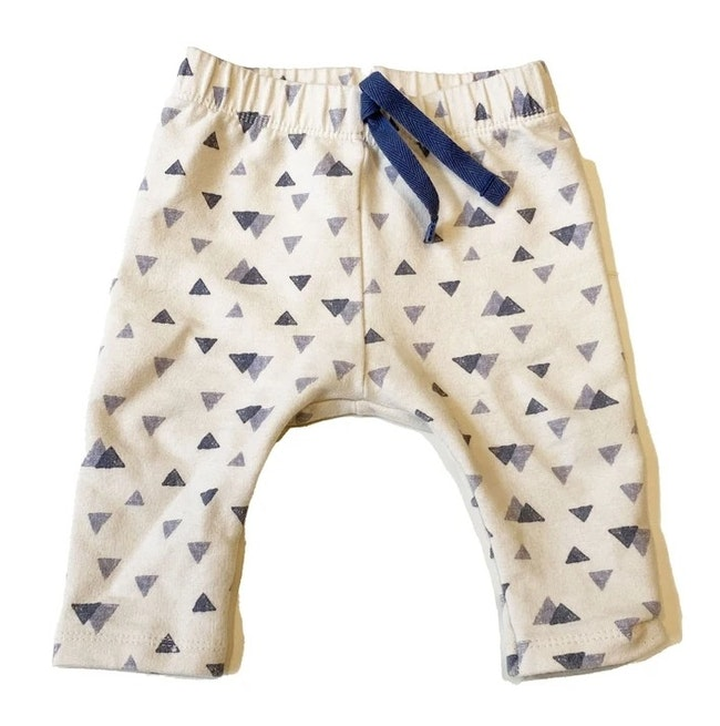 Pantalon multicolore 1 mois