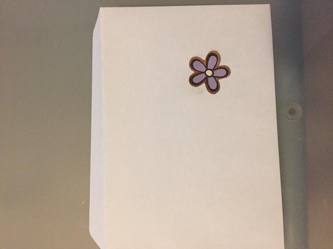 Carte d'anniversaire Disney Daisy