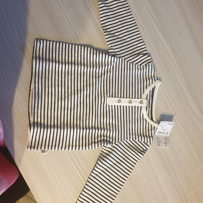 Tee-shirt  kiabi