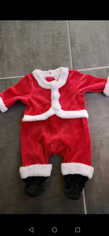 Pijama Noël 1 mois