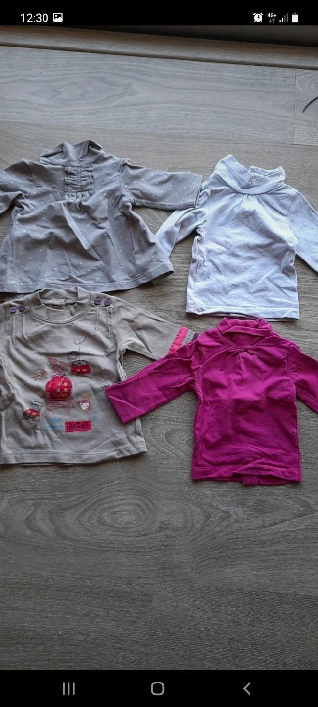 Lot de tee-shirt