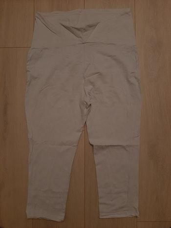 Legging court de grossesse