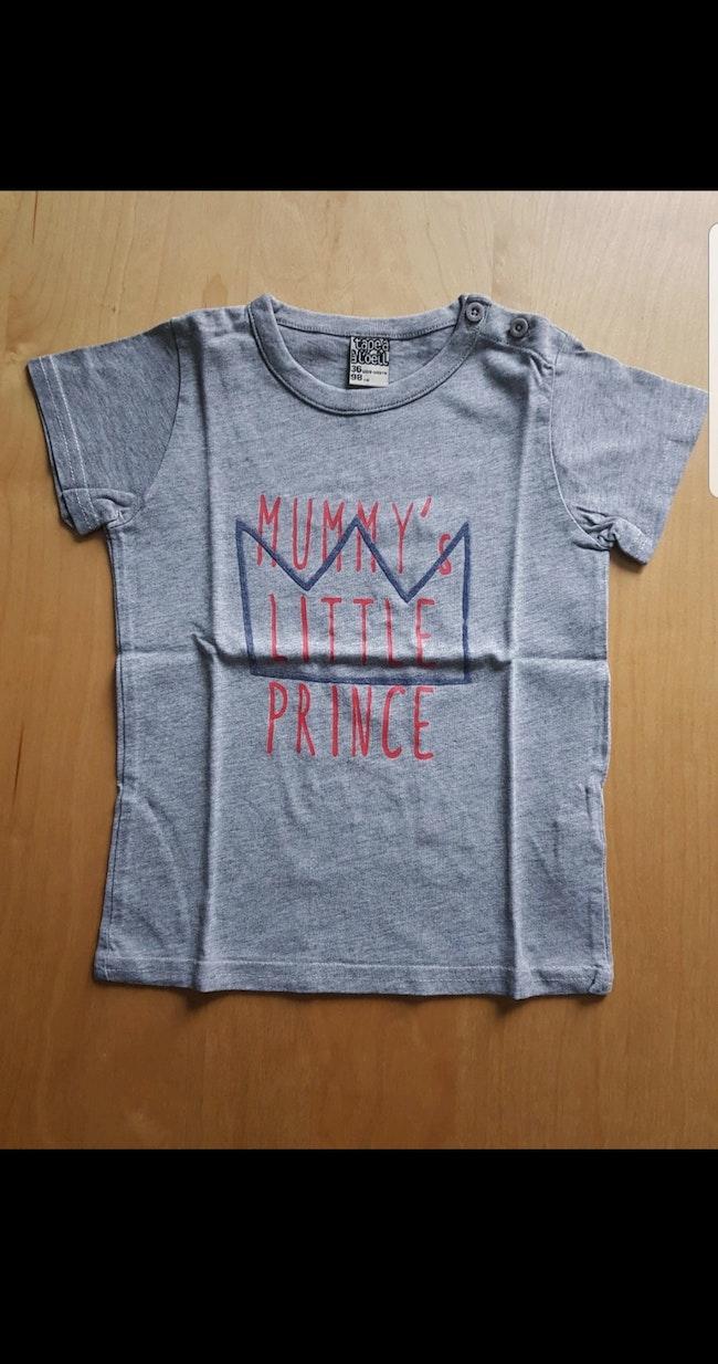 T-shirt manches courtes enfant garçon 36 mois