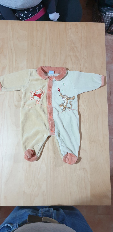 Pyjama winnie et tigrou