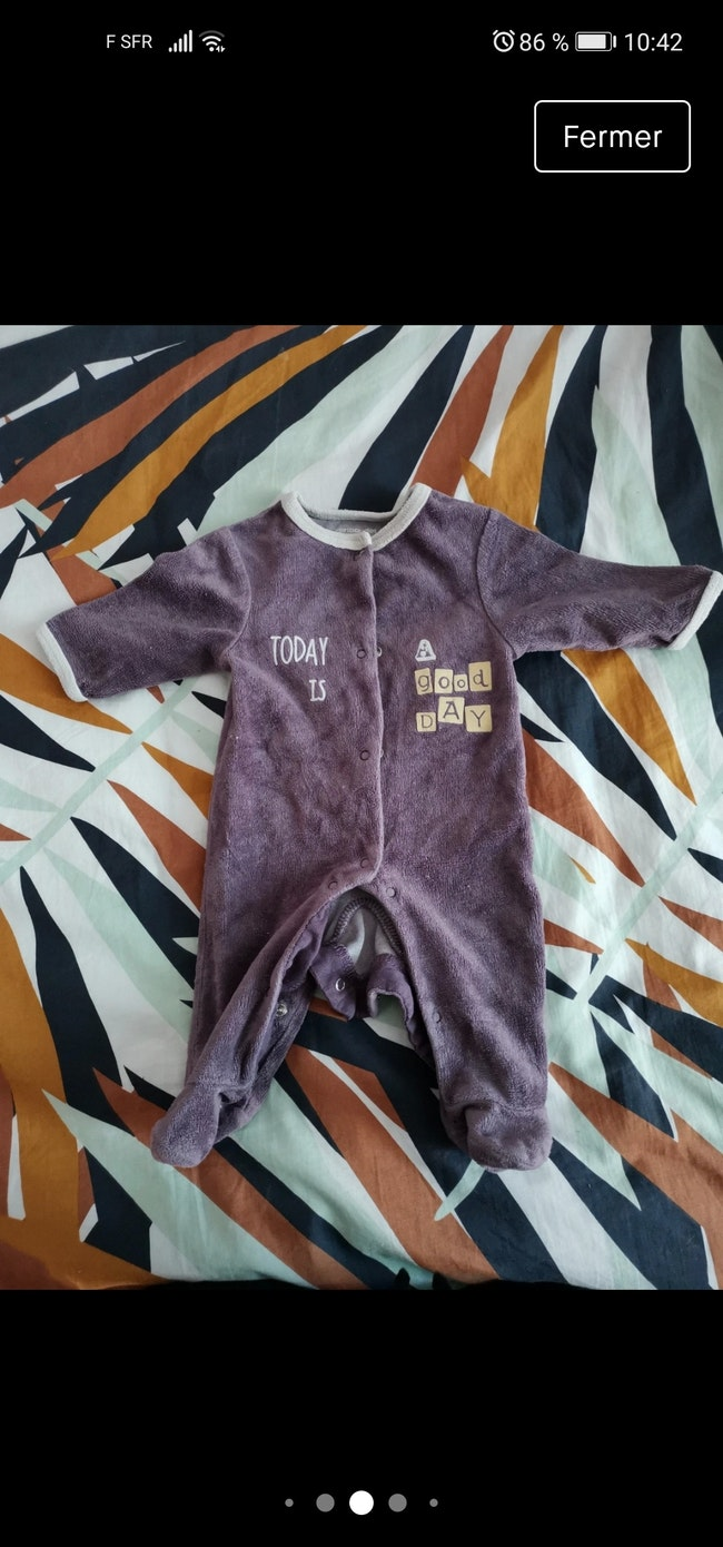 Lot 9 pyjamas