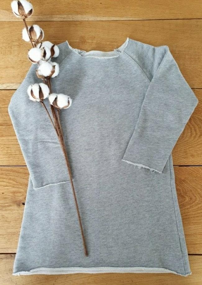 Robe Sweat - 4 ans