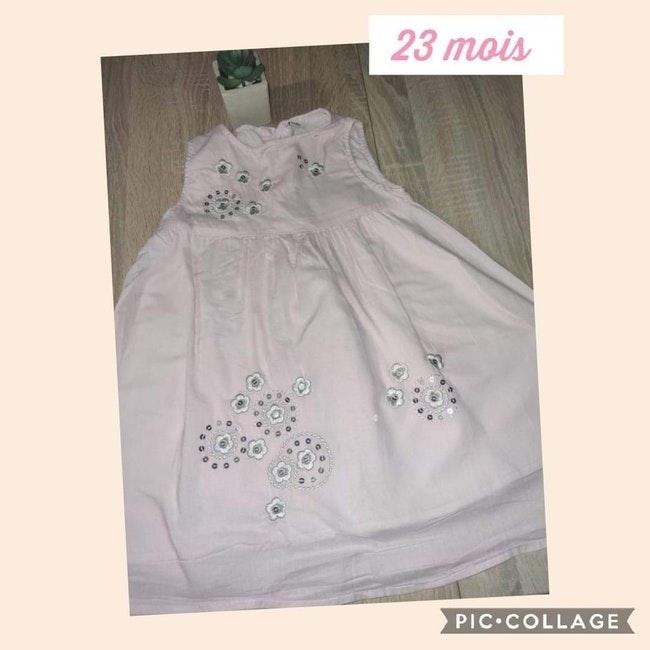 Robe 23 mois