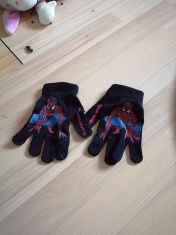 Gants spiderman