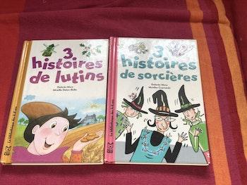 Livre « les 3 histoires de lutins»
