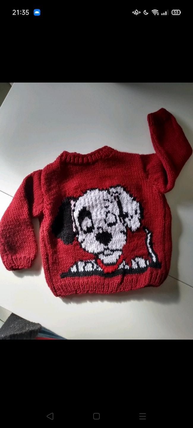 Pull tricoté ~2ans