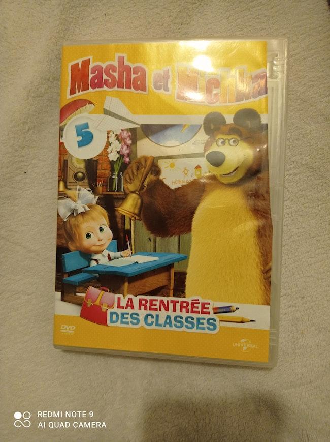 Lot 2 DVD Masha & Mischka