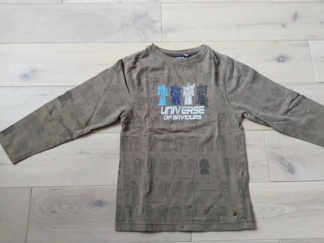 Tee shirt 5 ans Transformers