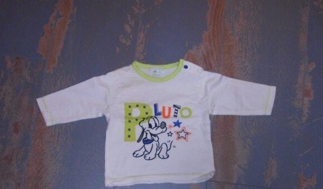 TEE shirt manche longue Pluto 🐶