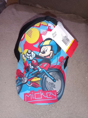 Casquette Mickey mouse Disney