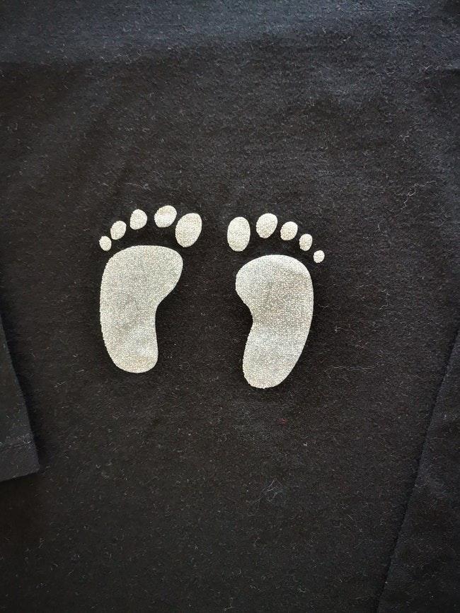 T-shirt p'tits pieds