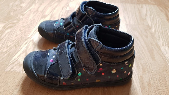 Chaussures montantes fille T29