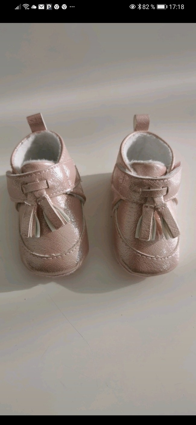 Chaussure bebe Orchestra taille 18