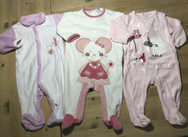 Lot pyjama