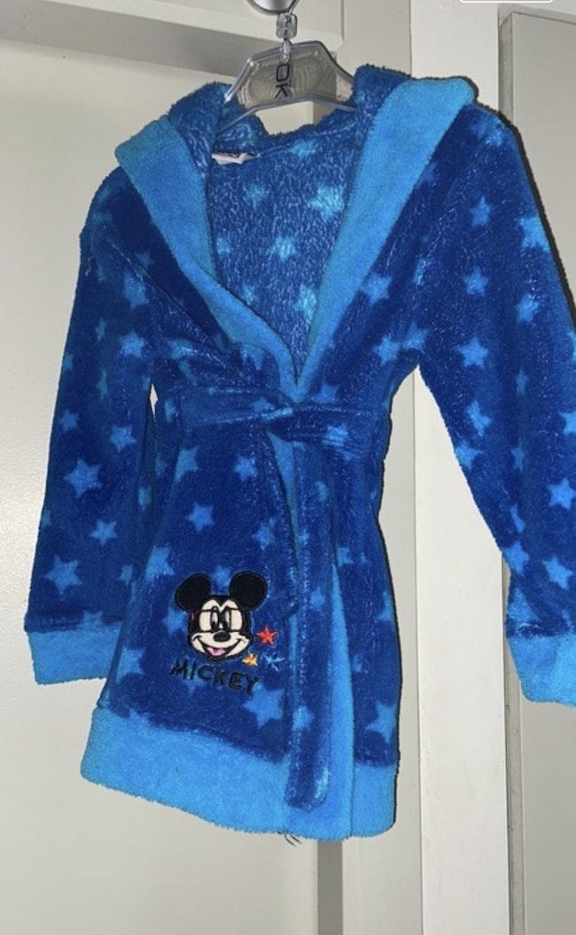 Peignoir Mickey