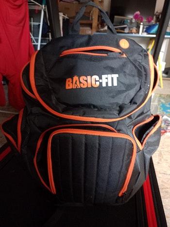 Sac à dos de sport basic fit