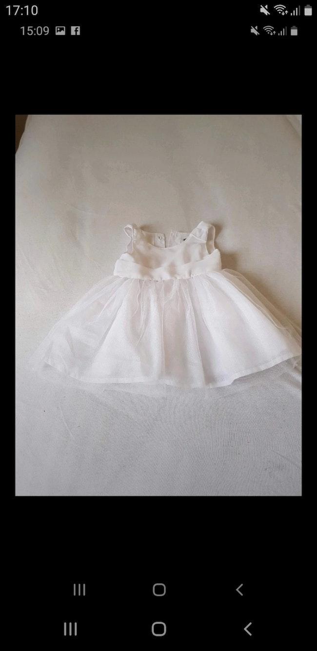 Robe bébé filles en taille 1 mois