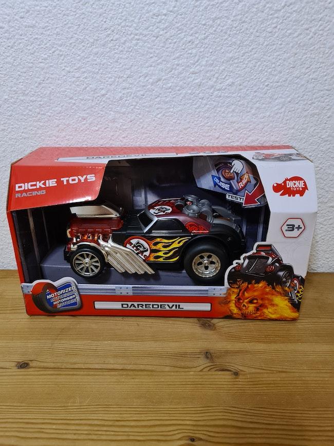 voiture daredevil dickie toys