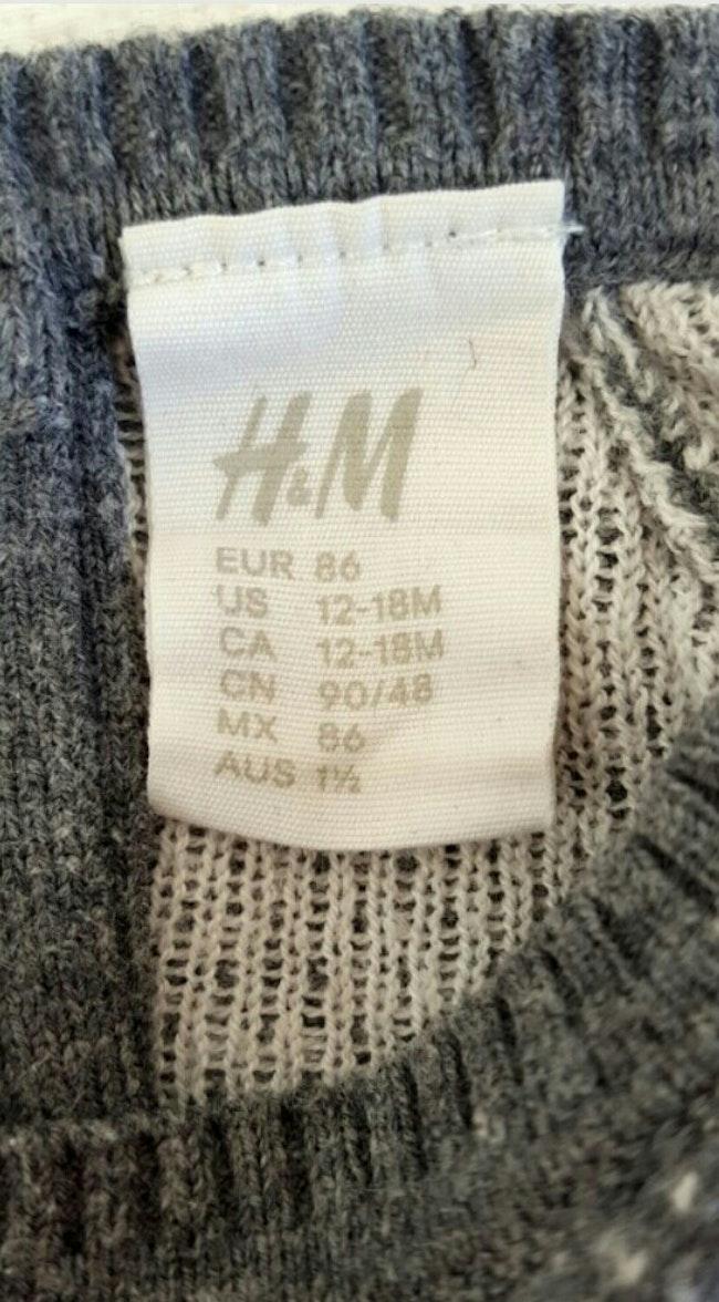 Pull 18 mois H&M