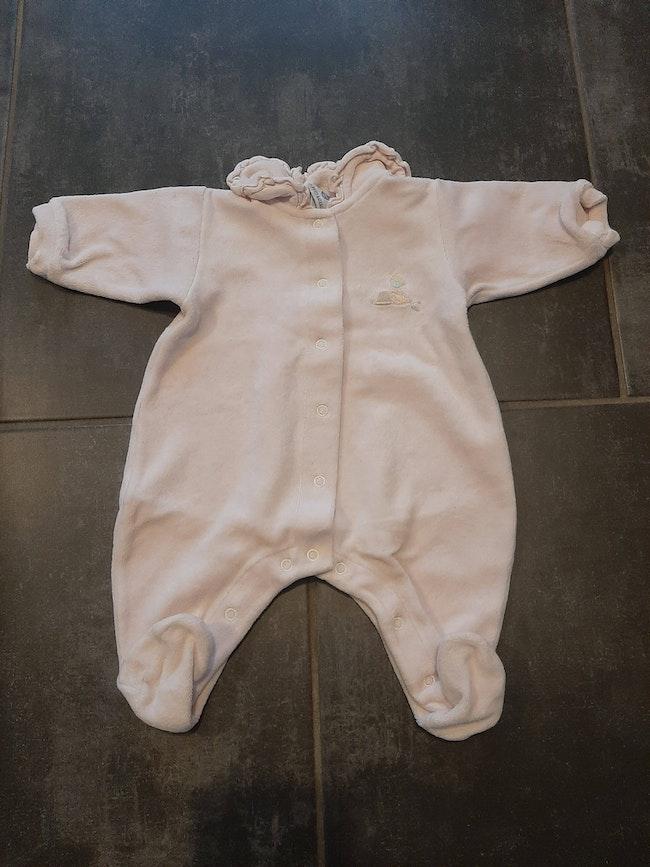 Pyjama 1 mois Petit Bateaux