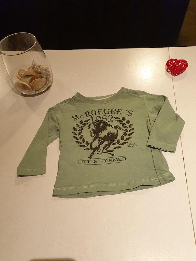 T shirt manche longue