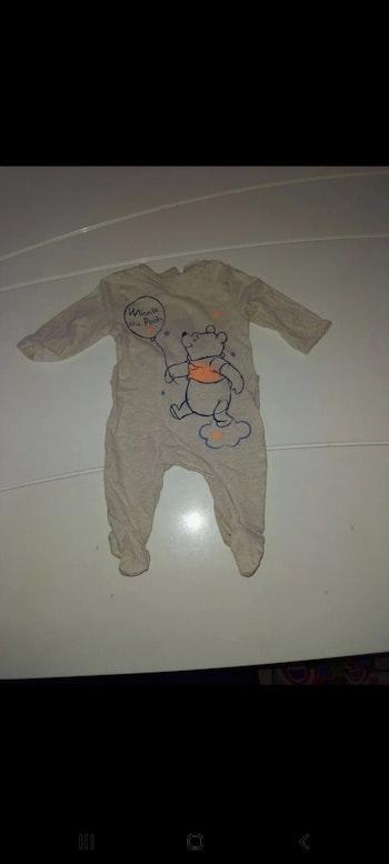 pyjama winnie l ourson