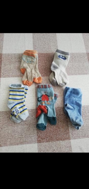 Lot 19/22 5 paires de chaussettes