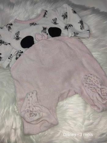 3 mois pyjamas