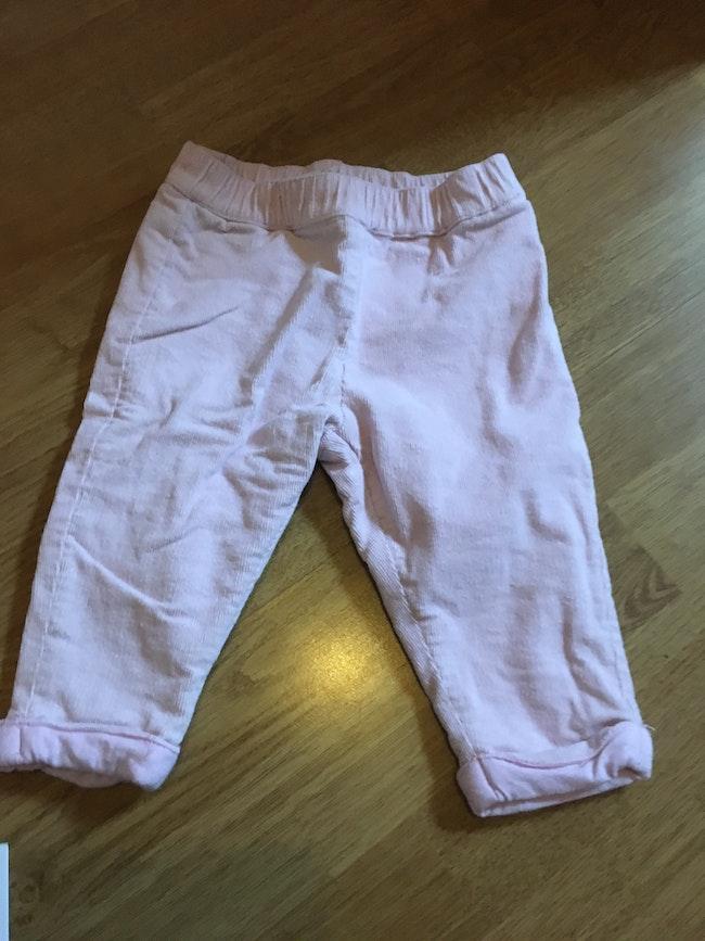 Pantalons 12 mois