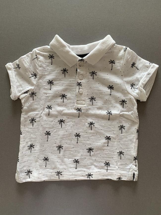 Tee-shirts avec col