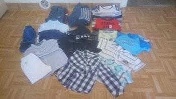 Vêtements parfait état garçon 12 mois