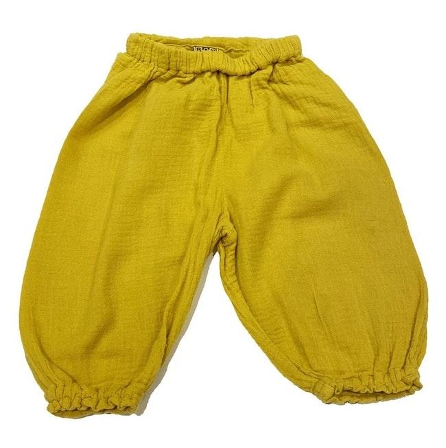 Pantalon jaune 6 mois