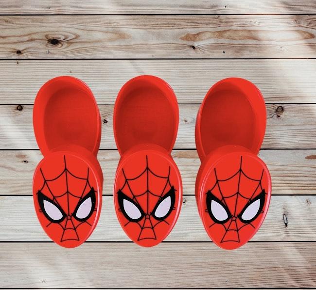 🐣Spécial Pâques🐣 Spiderman Lot de 3 boîtes