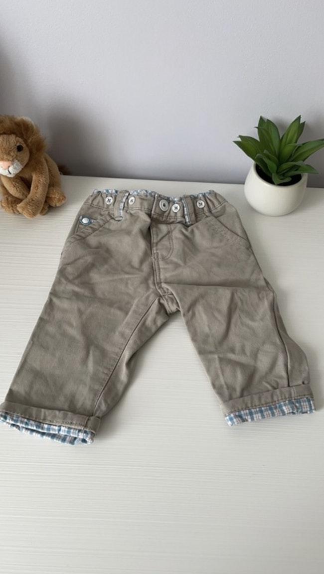 Pantalon 3 mois Obaibi