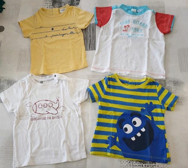 Lot tee-shirt