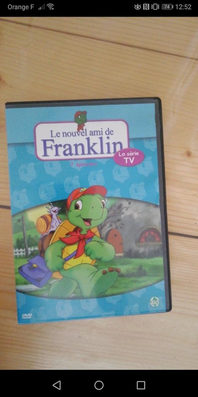 """Dvd """"le nouvel ami de Franklin"""""""