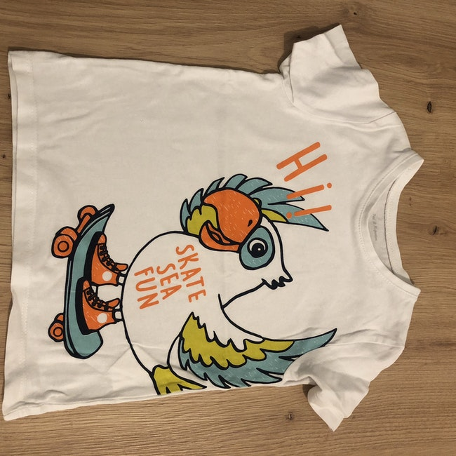 T-shirt manche courtes