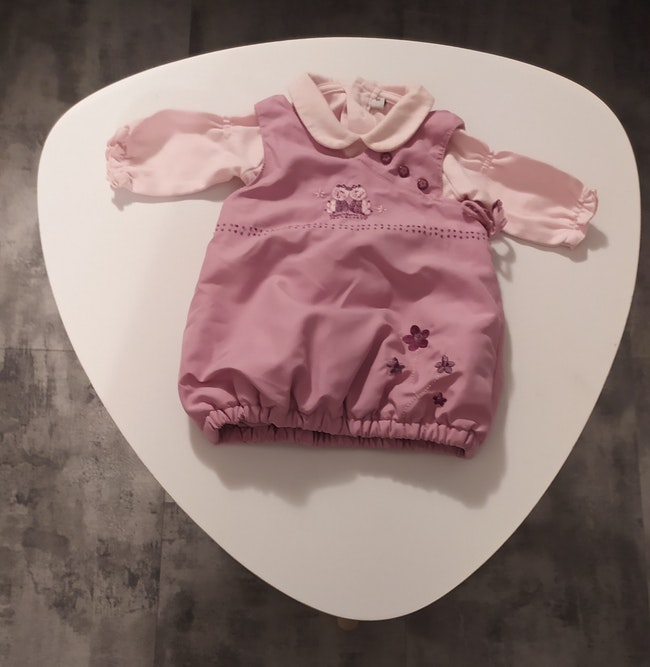 Lot bébé fille 0/1 mois