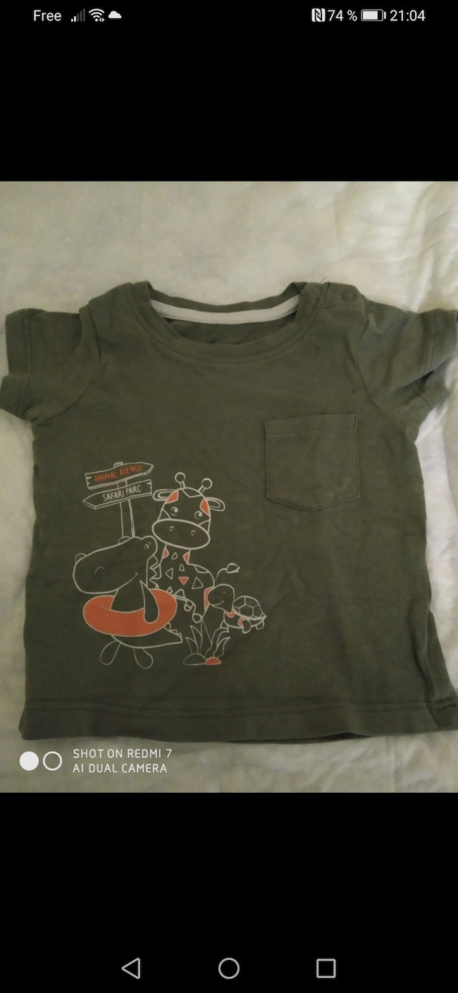 T-shirt Boîte a Malices