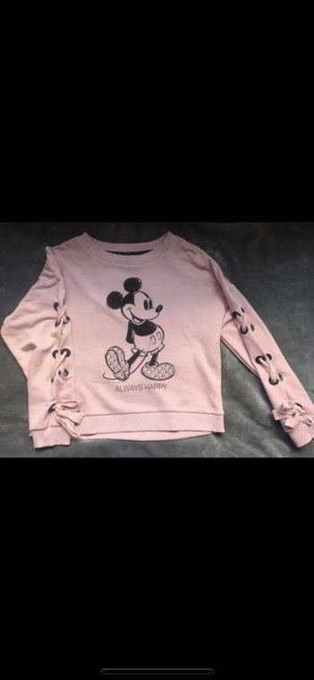 Sweat Disney Mickey de la halle taille S ou 16 ans